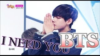 getlinkyoutube.com-[Comeback Stage] BTS - I NEED U, 방탄소년단 - I NEED U, Show Music core 20150502
