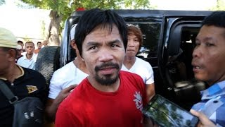 Pacquiao refuses to back down on anti-gay stance