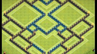 getlinkyoutube.com-Clash of Clans: BEST Townhall 10 Defense Farming Base! ll Late April 2015 Edition
