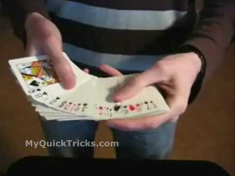 Card Tricks Revealed - Street Magic