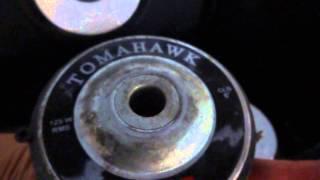 Já viram um alto falante tomahawk soltar a bobina da carcaça? olha ai! tomahawk soft