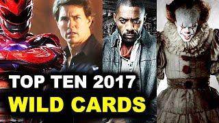 getlinkyoutube.com-Top Ten Movies 2017 - It, The Dark Tower, The Mummy, Power Rangers - Beyond The Trailer