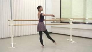 getlinkyoutube.com-バレエが上達する練習法!橘るみのバレエレッスン!