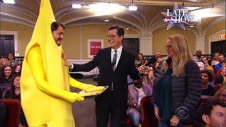 getlinkyoutube.com-The Late Show's Good News Bananas