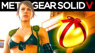getlinkyoutube.com-Metal Gear Solid 5 QUIET EASTER EGG (FAKE EASTER EGG)