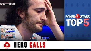 Top 5 Hero Calls