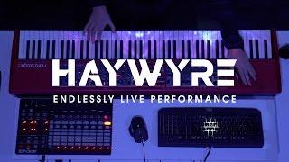 Haywyre - Endlessly (Live Performance) [Monstercat Release]