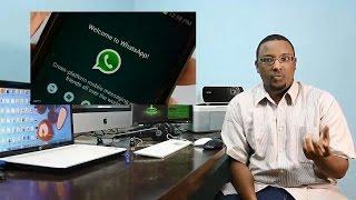 محمد الطيار ( الحلقة 9 ): اختراق نظام الاندرويد وكمثال الوواتساب وسحب قواعد بيانات الدردشة