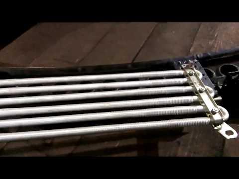 Установка  доп радиатора АКПП Пассат Б5+