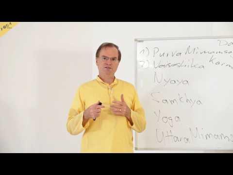 05A Vedanta Meditationskurs Kursvideo Shat Darshana 6 Philosophiesysteme