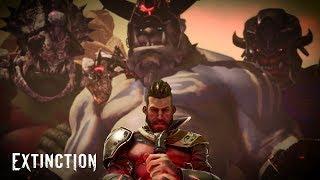 Extinction - Launch Trailer