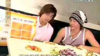 getlinkyoutube.com-Mike He and Joe Cheng - Food making