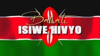 Bahati  Isiwe Hivyo Lyrics