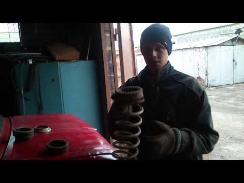 Как приподнять машину, не меняя пружины? VTC TUNING CLUB 15