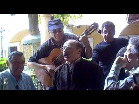 VISITA LA TROVA ENRIQUE AVILA, MARZO 2010  DEL GRUPO LOS BAB