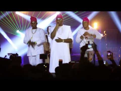 Don Jazzy And Dr. Sid Perform Surulere (@IamDrSID @DONJAZZY) (AFRICAX5)