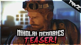 getlinkyoutube.com-BLACK OPS 3 ZOMBIES - NEW DLC TEASER VIDEO! Nikolai_Memories // SAVE THE CHILDREN (BO3 Zombies)