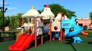 Rocket Park Playtime