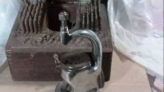 getlinkyoutube.com-Watch staking tool set, Kendrick and Davis