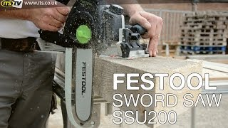 getlinkyoutube.com-Festool Sword Saw Demo - ITS TV