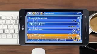 getlinkyoutube.com-Como descargar Dragon Ball tenkaichi tag team para android   LG L70  