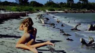 getlinkyoutube.com-Hot n' Sexy Charlotte McKinney Swimsuit Beach Photoshoot