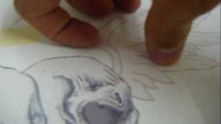 getlinkyoutube.com-airbrush stencils for beginners part 1