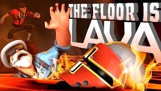 getlinkyoutube.com-ArraySeven: The Floor is LAVA