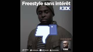 R.E.D.K. - Freestyle #SansIntérêt