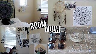 getlinkyoutube.com-ROOM TOUR! | Urban Outfitters, Boho & Tumblr Inspired
