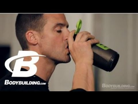 Cory Gregory's Training & Fitness Program - Bodybuilding.com