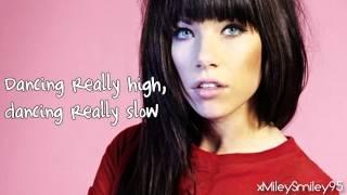 getlinkyoutube.com-Carly Rae Jepsen - Tiny Little Bows (with lyrics)
