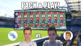 PACK & PLAY vs. GBW! Topps Match Attax 2016/17