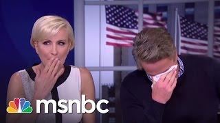 Mika Gets Adult Braces, Morning Joe Reacts | Morning Joe | MSNBC