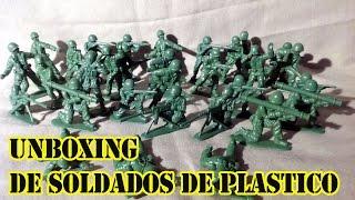 getlinkyoutube.com-Unboxing de Soldados de Plastico Marca: Boley - Review y una que otra sorpresita mas.