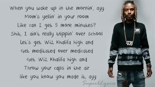 getlinkyoutube.com-Fetty Wap - Wake Up (Lyrics)