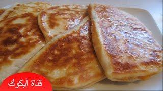 getlinkyoutube.com-خبز محشي بالجبن| فطائر تركية سهلة بمكونات موجودة في كل بيت
