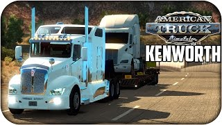 getlinkyoutube.com-Kenworth t660 jk Edit EG  | American Truck SImulator | 1.2 - 1.3