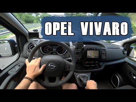 За Рулем Опель Виваро 1.6 битурбо / Opel Vivaro 1.6 BiTurbo