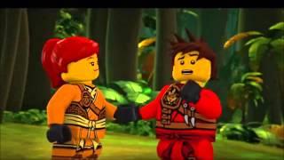 getlinkyoutube.com-LEGO Ninjago Music Video: Losing My Mind- Kai and Skylor Tribute