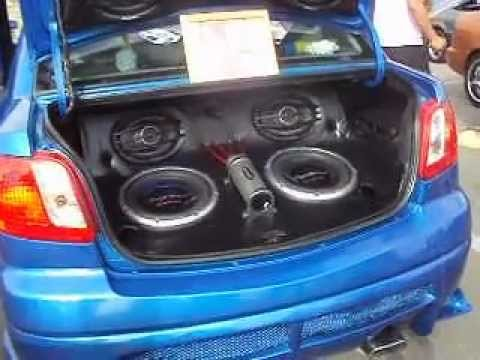 FINAL AUDIO TUNING, CAATCHPRO CHILE Y 2DA. EXPO iNACAP 2012