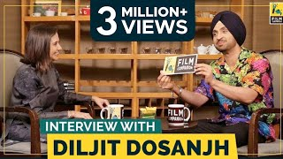 Diljit Dosanjh Interview With Anupama Chopra | Soorma | Film Companion