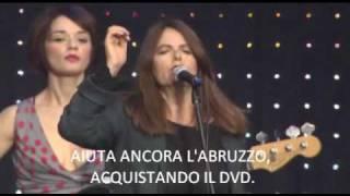 getlinkyoutube.com-Nada, Carmen Consoli, Paola Turci, Marina Rei - Ma che freddo fa.