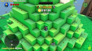 """Lego Dimensions: """"Pedal to the Medal"""" Trophy/Achievement (Easily complete 5 Hub Races) - HTG"""