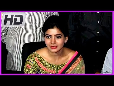 Samantha at Asian Cinema Multiplex Opening - Suresh Babu,Nitin,v v vinayak