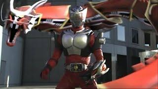 Kamen Rider Ryuki VS Kamen Rider Agito
