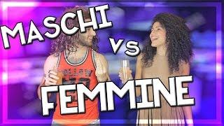 getlinkyoutube.com-MASCHI vs FEMMINE