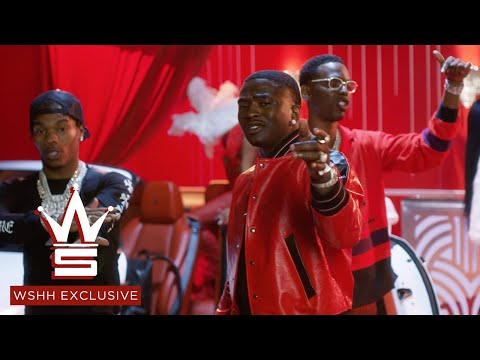 """Bankroll Freddie Feat. Dolph, Lil Baby """"Drip Like Dis"""" Remix (WSHH Exclusive - Official Music Video)"""