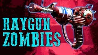 getlinkyoutube.com-RAYGUN ZOMBIES CUSTOM MAP (Call of Duty: Zombies)