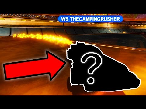THIS NEW CAR IS THE BEST IN ROCKET LEAGUE!?